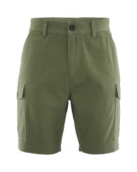 Avenue Mens Cargo Shorts  - Khaki