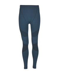 Men's Dark Blue Base Layer Pants