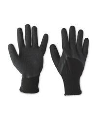 Mens Gardening Gloves - Black