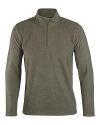 Men's Green Fleece Midlayer