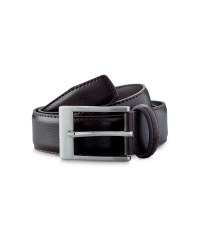 Men's Leather Belt - Brown