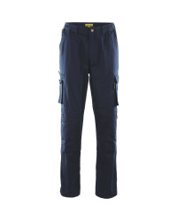 """Mens Navy 33"""" Workwear Trousers"""