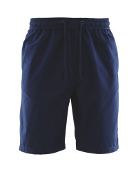 Avenue Navy Shorts