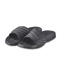 Men's Sliders - Black