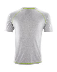 Mens Thermal T-Shirt - Green