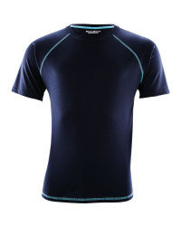 Mens Thermal T-Shirt - Navy