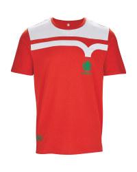 UEFA Men's Wales Fan Shirt