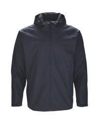 Men's Navy Waterproof Jacket