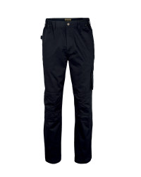 "Mens Work Trousers Regular 31"" - Black"