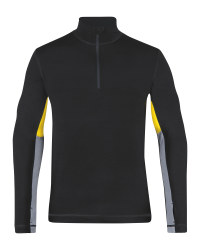 Inoc Men's Zip Up Ski Top