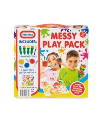 Little Tikes Messy Play Book
