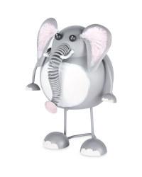 Metal Elephant Garden Ornament
