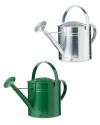 Gardenline Metal Round Watering Can