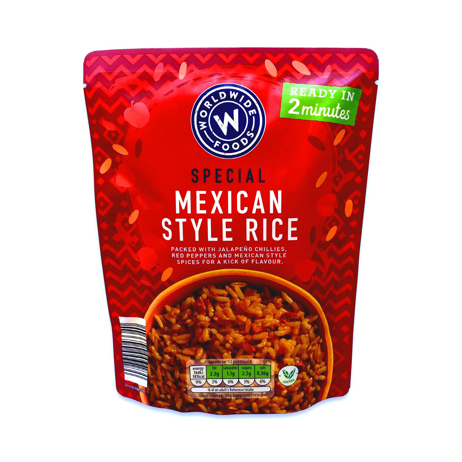 Special Mexican Style Rice
