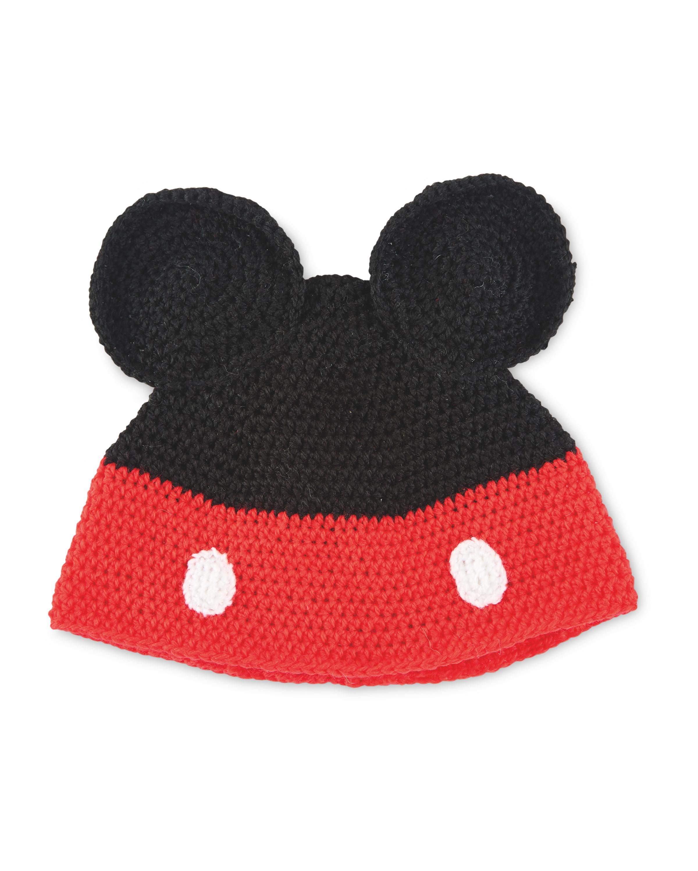 Mickey Mouse Hat Crochet Kit Aldi Uk
