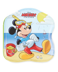 Mickey Mouse Baby Bath Book