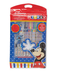 Mickey Mouse Colouring Set