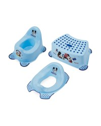 Mickey Mouse Toilet Training Set