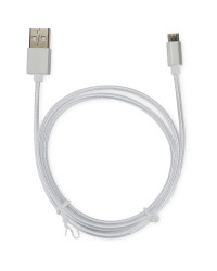 Boost 1m White Micro USB Cable