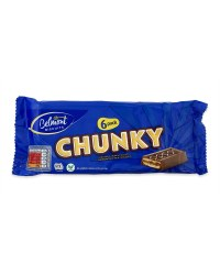 Milk Chocolate Chunky Biscuits