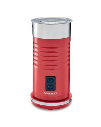 Ambiano Milk Heater/Frother - Red
