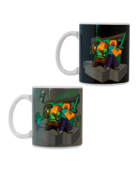 Minecraft Heat Change Mug