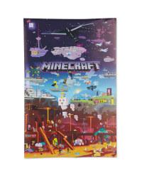 Minecraft Maxi Poster