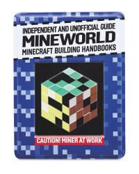 Mineworld Activity Tin