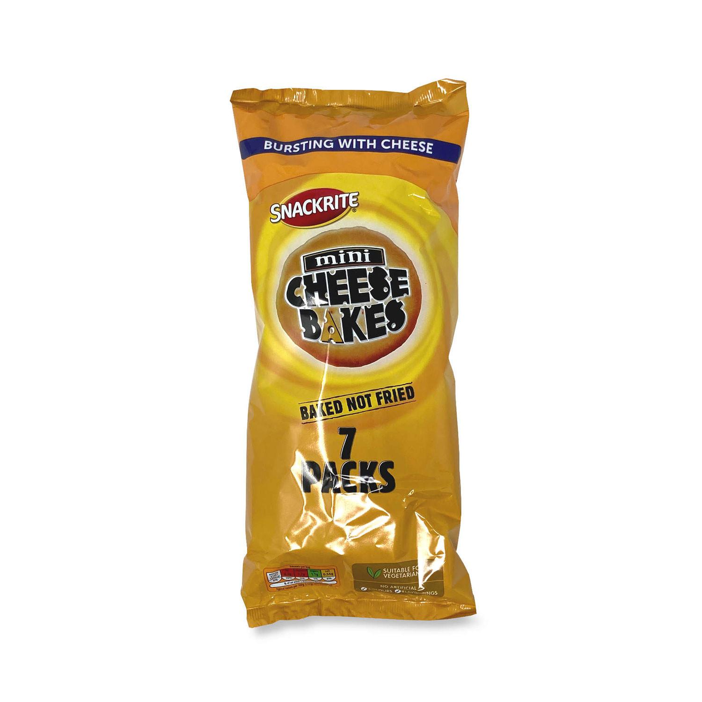 Mini Cheese Bakes