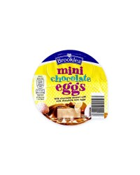 Mini Chocolate Eggs Splitpot Dessert