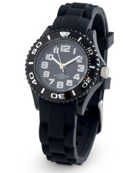Mini Colour Watch - Black
