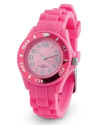 Mini Colour Watch - Pink