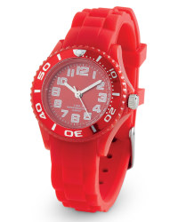 Mini Colour Watch - Red