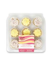 Mini Cupcakes Meringue Collection
