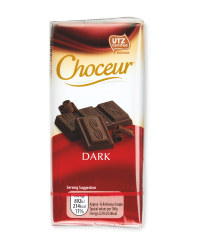 Mini Dark Chocolate Bars