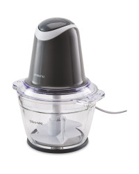 Ambiano Mini Food Chopper - Grey