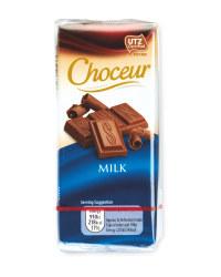 Mini Milk Chocolate Bars