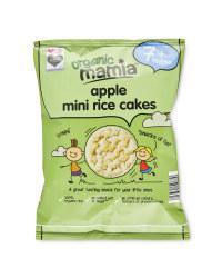 Mini Rice Cakes - Apple