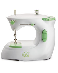 Mini Sewing Machine - White 571C