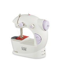 Mini Sewing Machine - White & Lilac