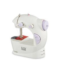 Mini Sewing Machine - White & Lilac