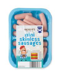 Mini Skinless Sausages