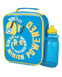 Minions Lunchbag And Bottle