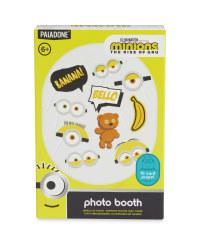 Minions Photo Booth
