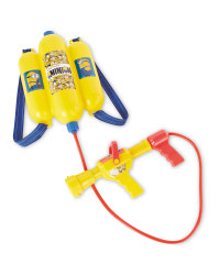 Minions Water Blaster Backpack