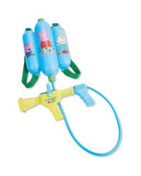 Peppa Pig Water Blaster Backpack
