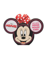 Minnie Mouse Birthday Book  & Ears