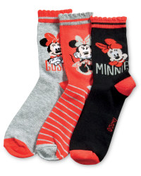 Minnie Mouse Children's Socks