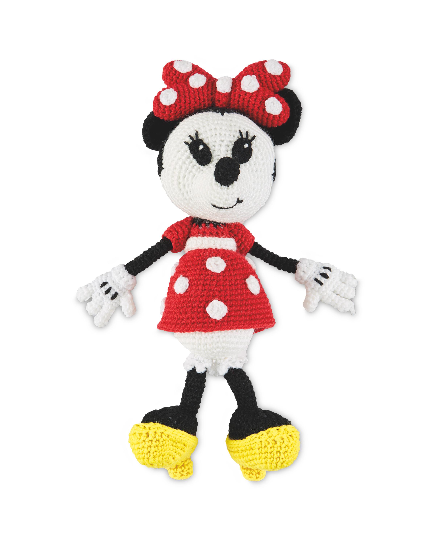 Amigurumi 🎀💗 🎀 Minnie Mouse Amigurumi Örgü Oyuncak Yapımı ... | 3000x2400
