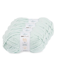 Mint Frosting Baby Yarn 4 Pack
